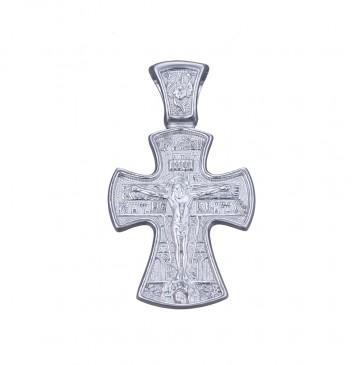 Серебряный крест 32118