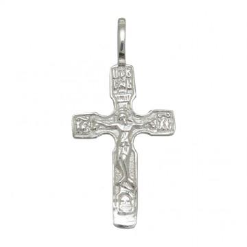 Серебряный крест с Распятием 3223