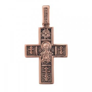 Золотой крестик z3243-K